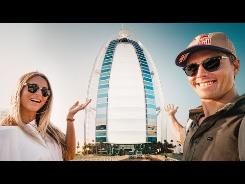 THE WORLDS MOST LUXURIOUS HOTEL! 7 star BURJ AL ARAB | VLOG² 150