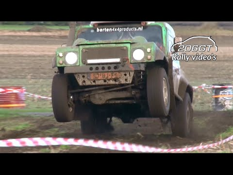 Best Of 4X4 Offroad 2015 MAXIMUM ATTACK_HD