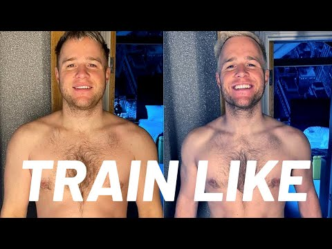 Olly Murs Shows The Workout That Transformed His Body | Train Like a Celebrity | Men's Health