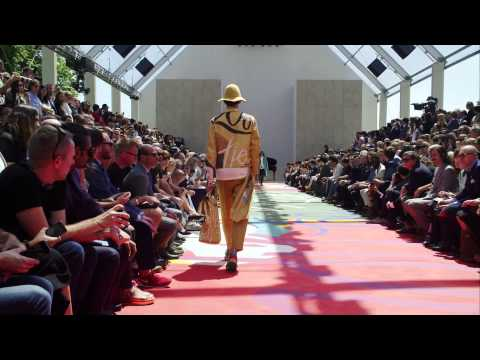 Full Show - The Burberry Prorsum Menswear S/S15 Show