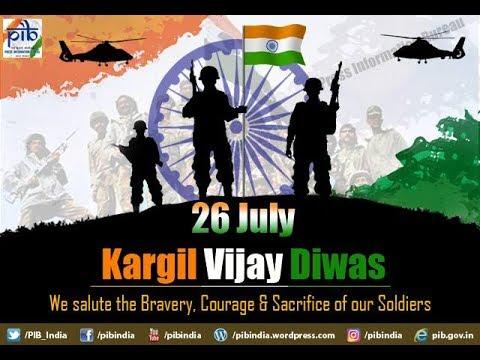 Kargil Vijay Diwas: Story of Kargil War