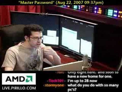 how to clear master password in firefox