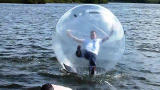 The Ultimate Humans in Hamster Ball Fail Compilation