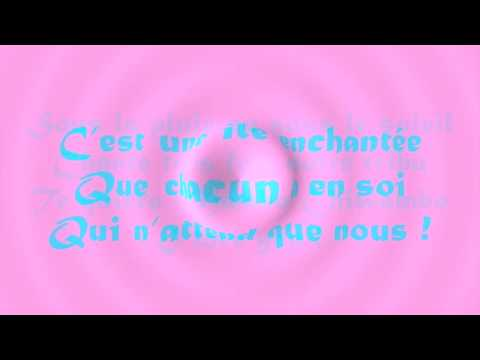 Paroles Winx Mambo Chiwambo (Français)