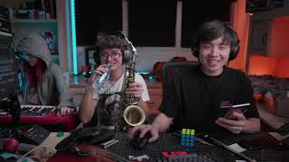 [Archived VoD] 09/17/19 | LilyPichu | Music Stream w/ Albie & Michael Reeves
