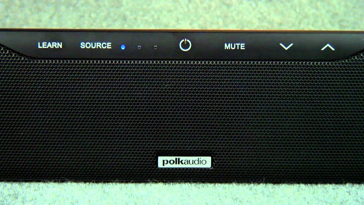 surroundbar3000 remote programming youtube rh youtube com polk surroundbar 3000 manual polk audio surroundbar 3000 manual