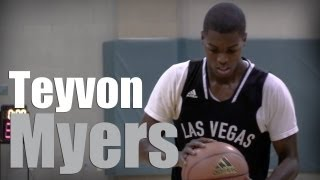Combo Guard Teyvon Myers Has Game!!! Dream Vision Adidas Super 64 Mixtape!!!