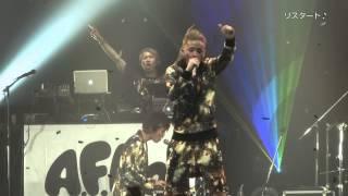 2014年12月20日(土)A.F.R.O結成10周年 Zepp Sapporoワンマンライブ ダイジェストpart2