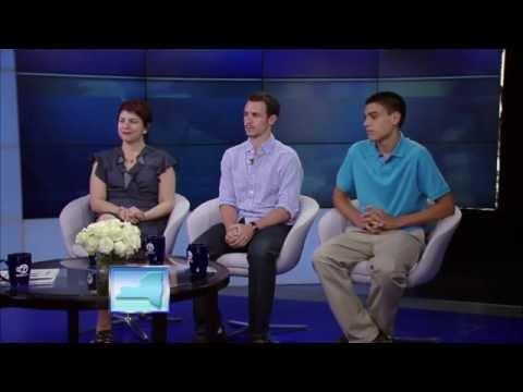 American Institute of Stuttering featured on Long Island Viewpoint ABC New York