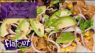 Flatout Vegan Chilaquiles
