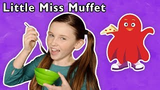 Little Miss Muffet + More | Mother Goose Club Playhouse Songs & Rhymes