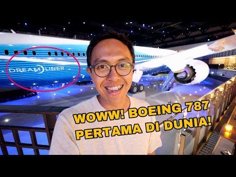 FLIGHT OF DREAMS! - B787 PERTAMA ADA DI CHUBU CENTRAIR AIRPORT NAGOYA! | NAGOYA VLOG #1