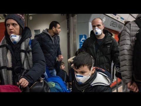 فيروس كورونا يحجر نصف سكان العالم في المنازل  - نشر قبل 13 ساعة