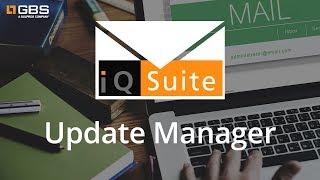iQ.Suite - Vereinfachtes Updatemanagement und SignTrust Integration