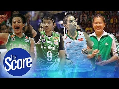 The Score: The All-Time DLSU Lady Spikers Lineup