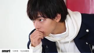 俳優の高杉真宙さんが好評発売中の『smart』12月号に登場! 人気ブラン...