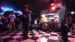 8×4シトラスの香り vs 上田家 BEST8 / ABC 5th アニソンダンスバトル A-POP DANCE BATTLE