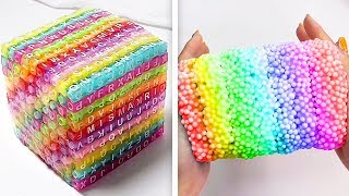 The Most Satisfying Slime ASMR Videos | Relaxing Oddly Satisfying Slime 2019 | 475