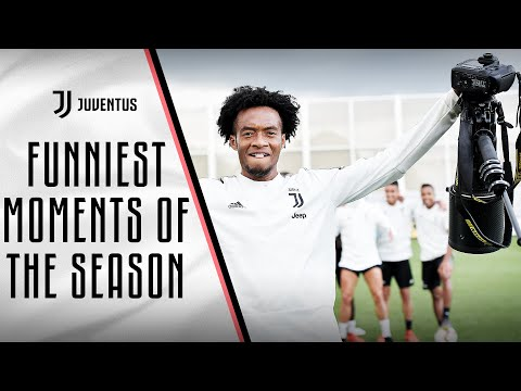 juventus-funniest-moments-of-the-2018/19-season