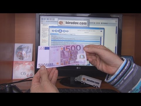 500 Euro Banknote in depth review in 3D