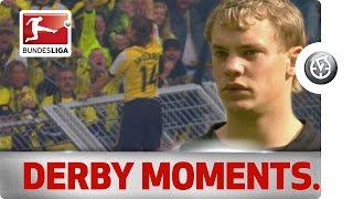 Top 10 Derby Moments - Schalke vs. Borussia Dortmund