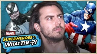 Marvel Super Heroes: What The--?! The Lost Episode