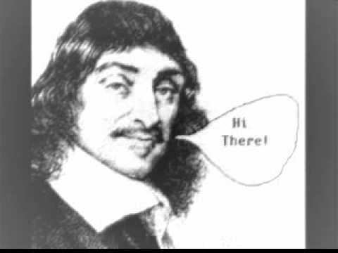descartes meditation i The appearance of meditations on first philosophy in 1641 marked a dramatic turning point in the history of western thought born in france in 1596, rené descartes was sent to a jesuit school as .