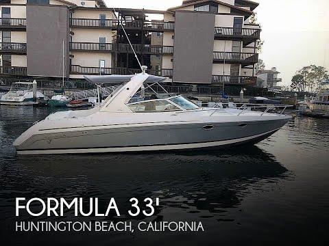 [SOLD] Used 2004 Formula 330 Sun Sport (SS) In Huntington Beach, California