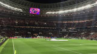 ЦСКА - Реал Мадрид SCOOTER