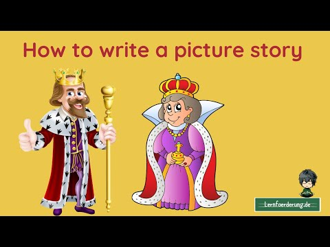 Lesson: How to write a picture story