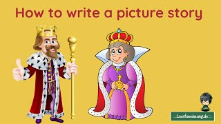 How to write a picture story