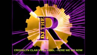Crooklyn Clan vs DJ kool - Here we go now (King Bee Remix Single Edit) 1998