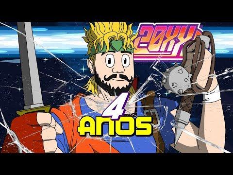 ESPECIAL DE 4 ANOS Com O Mod Do Kane No 20XX