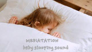 [MEDITATION] 신생아 수면유도 사운드 어머니의…