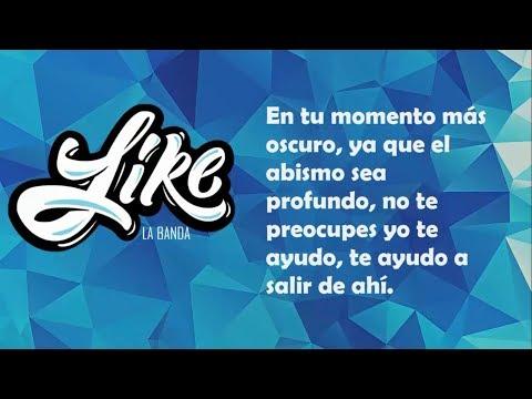 Like - Más Oscuro - [Audio Oficial] - (Letra)