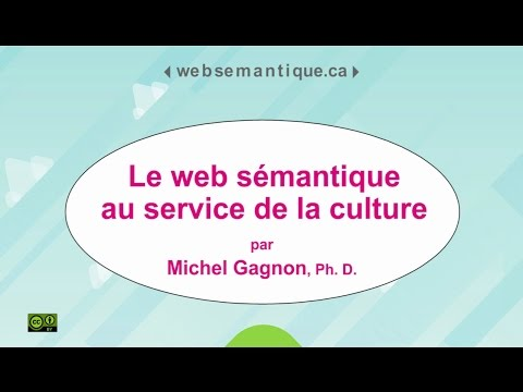 Le web sémantique au service de la culture