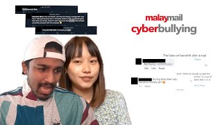 Malay Mail : Cyberbullying