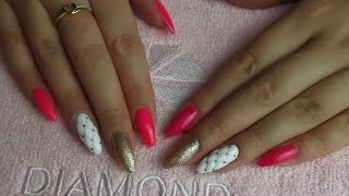 Quilted Nails - Pikowane paznokcie Semilac