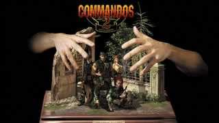Commandos 2 Men Of Courage + Mod Destination Paris mod V1 32