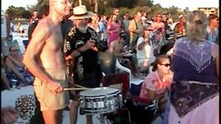 Siesta Key Drum Circle - Sunset Serenade - Celebration of Life - Sarasota, FL