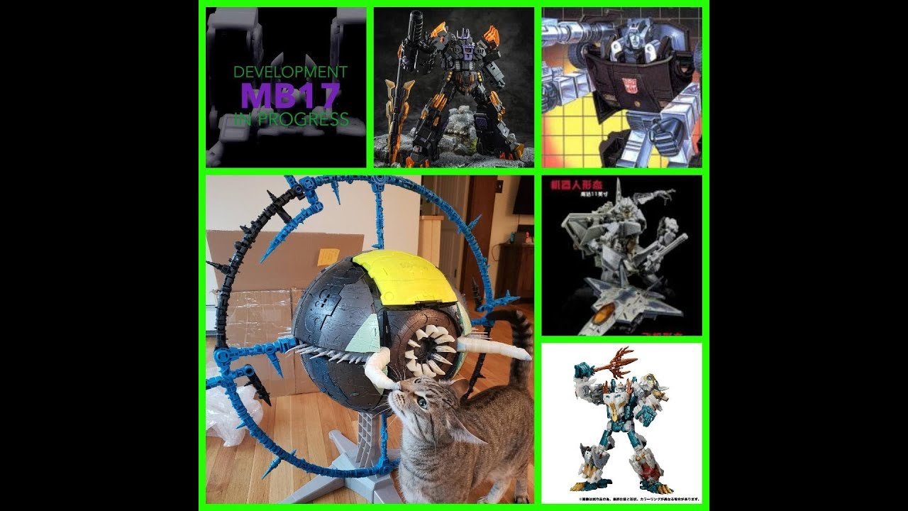 What's New in Transformers? By Deluxe Baldwin