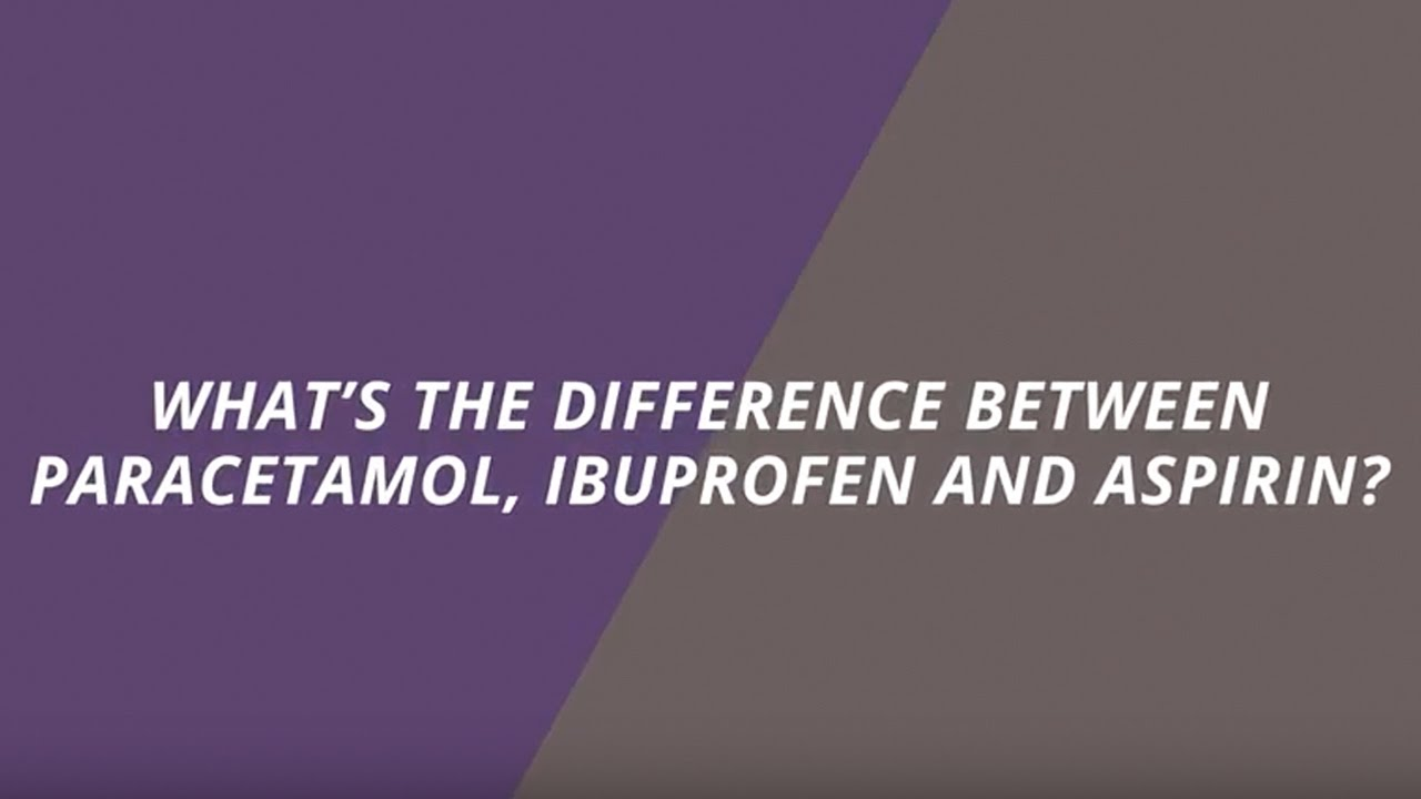 ibuprofen och alvedon