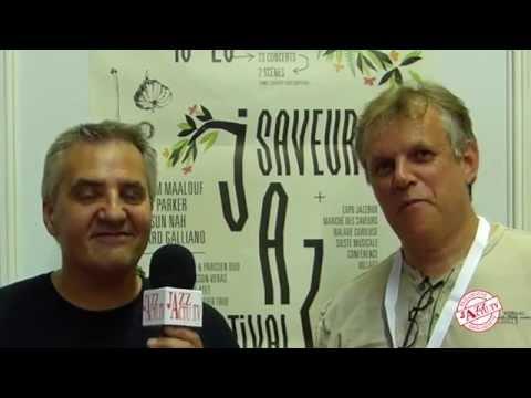 André Charlier & Benoit Sourisse, Saveurs Jazz Festival 2014