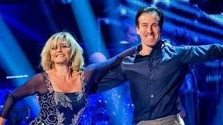 Fiona Fullerton & Anton Rumba to 'A World Of Our Own' - Strictly Come Dancing: 2013 - BBC One