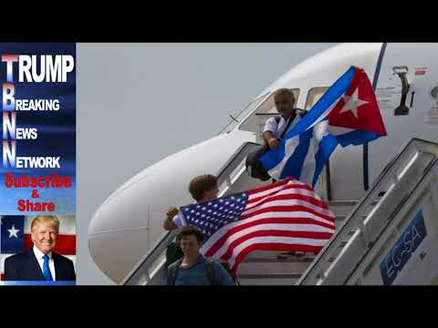 Trump tightens limits on personal travel, business ties to Cuba