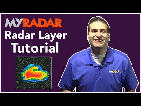 MyRadar Tutorial - Radar Layer
