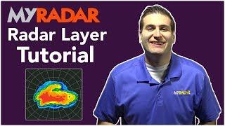 Myradar Tutorial   Radar Layer