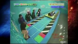 Топ 5 Самых тупых   японских шоу :)))