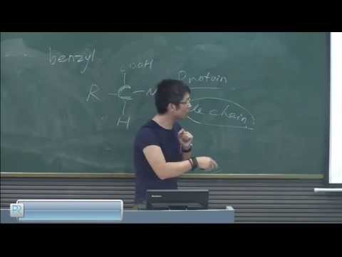 Ningbo University Biochemistry Lecture-1 by Prof.Guo