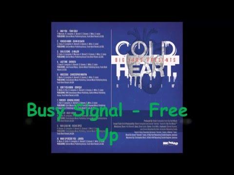 Dj P-Ranks - Cold Heart Riddim Mix (Big Yard Music) [Promo Only]